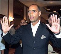 Les Kadhafi éclaboussés par une affaire de financements occultes en Autriche