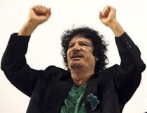 Kadhafi fait chanter Baghdad