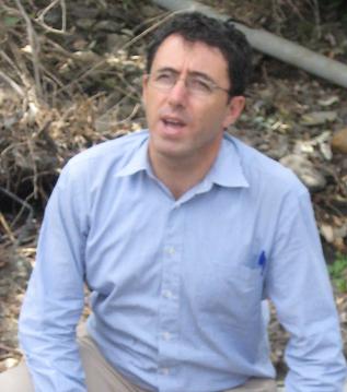 Gidon Bromberg : L'eau, enjeu de la paix