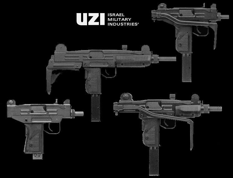 UZI-arme-israel