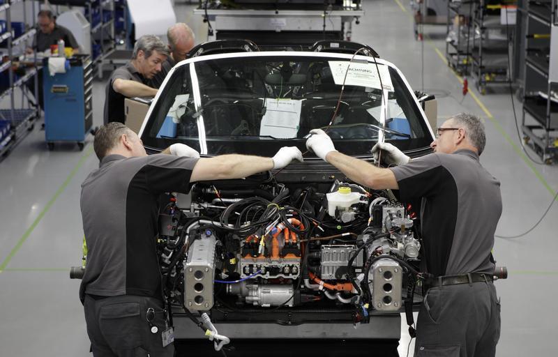 BAISSE DE 5% DU MARCHÉ AUTOMOBILE ALLEMAND EN AOÛT