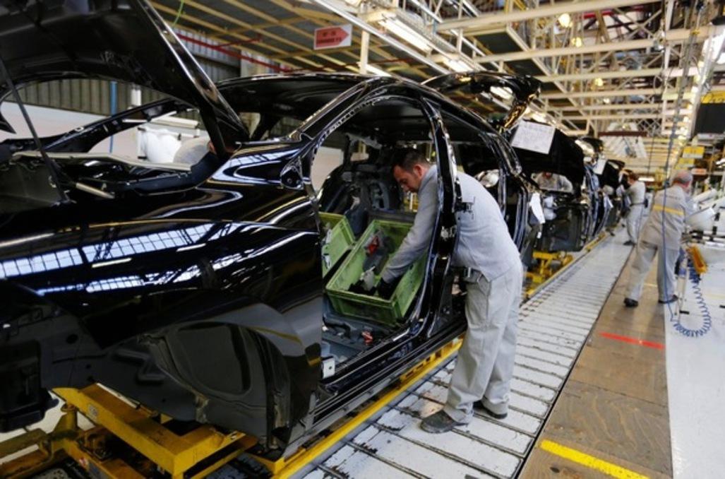 Espagne : Bond du marché automobile