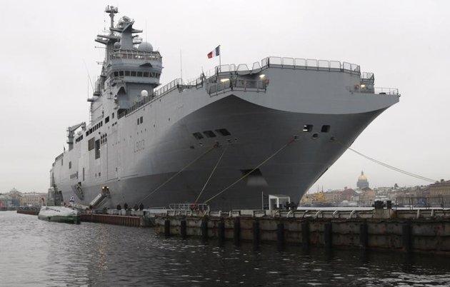 France – Russie : Livraison des Mistrals remise en question