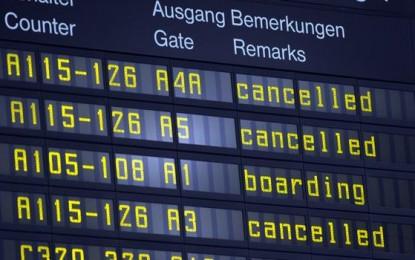 Allemagne : Grève dans les aéroports
