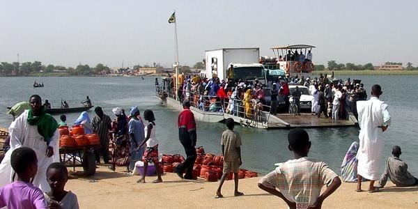 Mauritanie – Sénégal : Projet de construction d'un pont