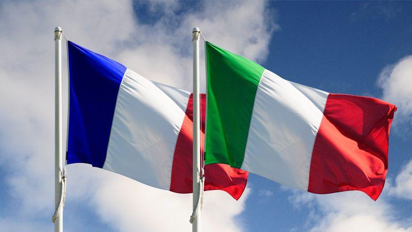 Omniprésence de l'industrie italienne en France