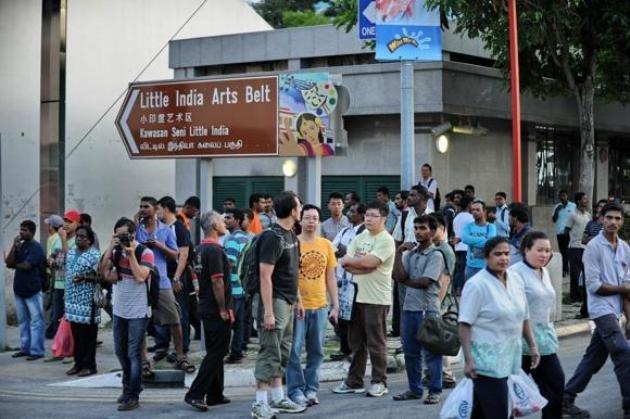 Singapour : Exploitation  des travailleurs étrangers