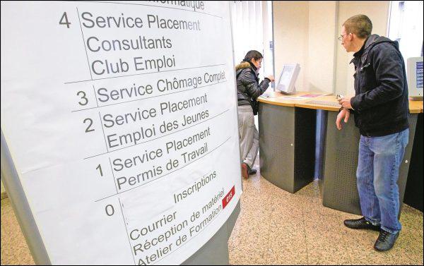 Luxembourg : Publication  des chiffres sur le chômage