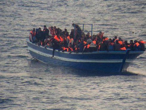 L'Italie confrontée à une pression migratoire sans précédent