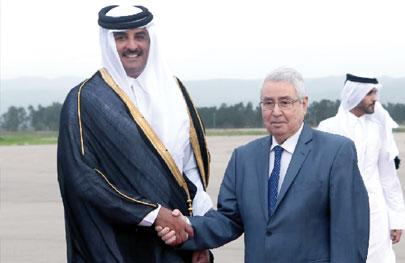 Vif intérêt du Qatar pour l'Algérie