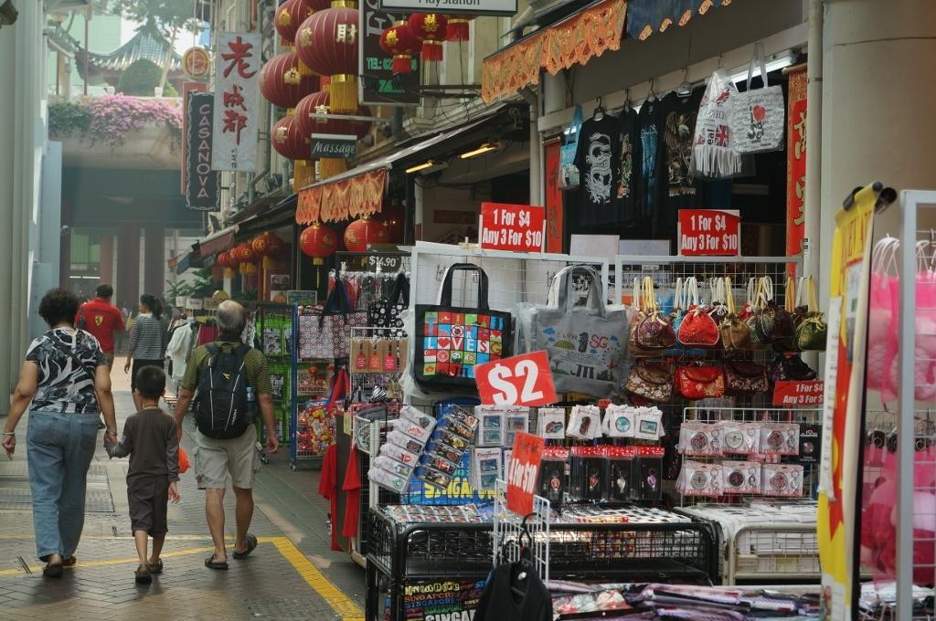 Singapour : Croissance en-dessous des prévisions