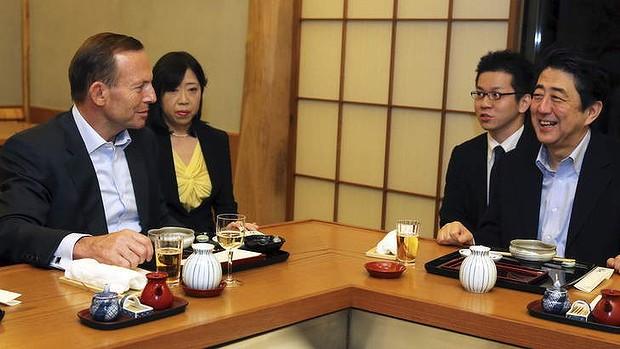 Quel avantage pour l'Australie dans l'ALE avec le Japon ?
