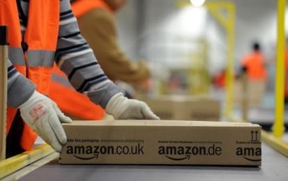 Allemagne : Menace de grève à Amazon
