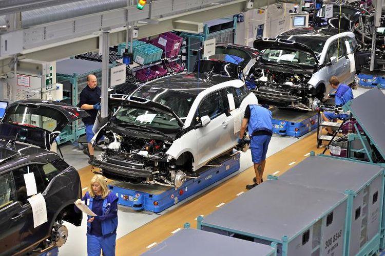 Allemagne : Progression du coût horaire du travail