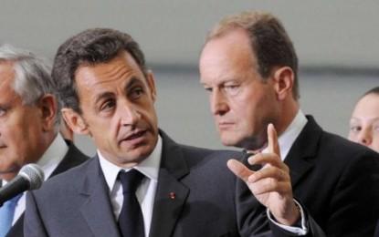 France : Nicolas Sarkozy, un militant pour l'Europe