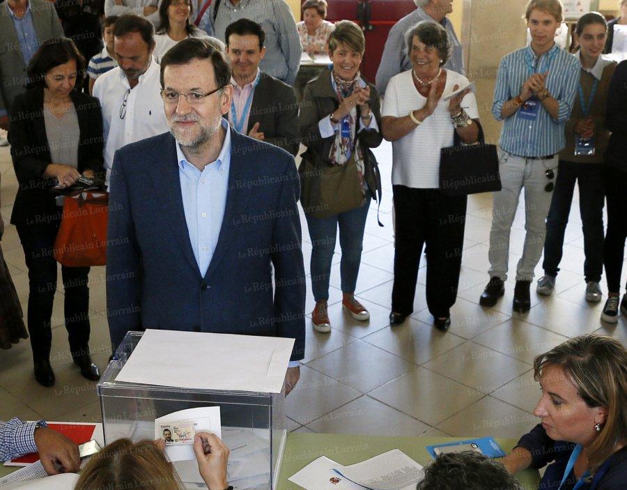 Espagne : Les élections européennes ou le recul du bipartisme