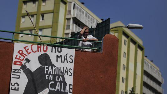 Espagne : Augmentation des saisies de logements