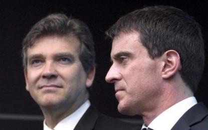 France : Manuel Valls face au dossier Alstom