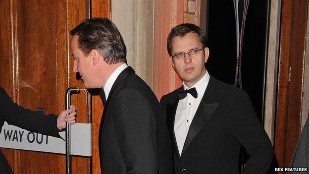 Grande-Bretagne : David Cameron et les écoutes illégales
