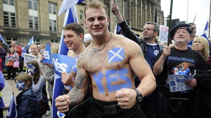 Grande-Bretagne : Lancement de la campagne sur l'indépendance de l'Ecosse