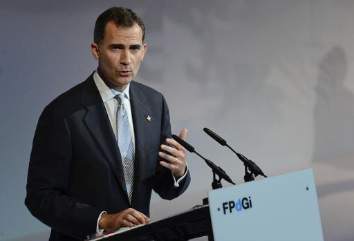 Espagne : Souhait du  roi Felipe VI de rapprocher Madrid et la Catalogne