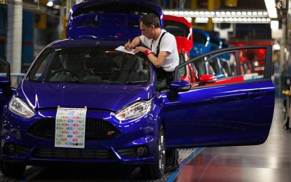 Allemagne : La Fiesta continue avec Ford
