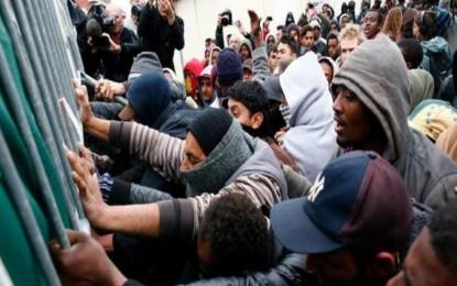 Italie : Record d'afflux migratoire
