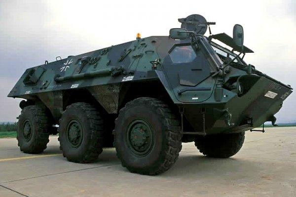 Allemagne-Algérie : Contrat de livraison d'équipements militaires
