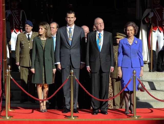 Espagne : Abdication du roi Juan Carlos