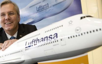Allemagne : Lufthansa face à la concurrence