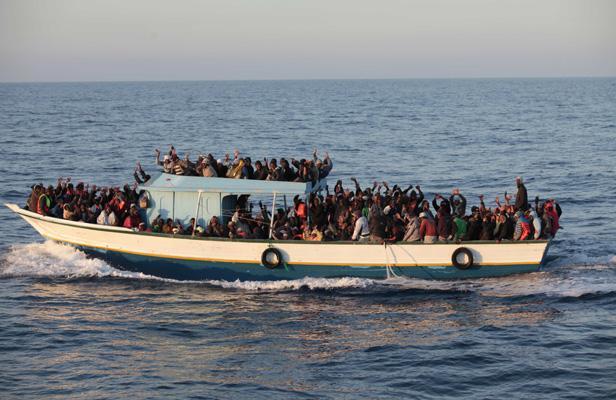 Immigration : Vaste opération de recherches et sauvetages