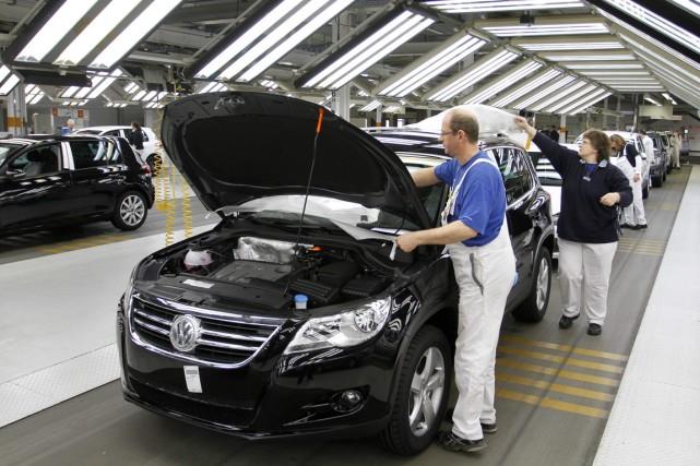 Allemagne : Baisse de la main d'œuvre  qualifiée