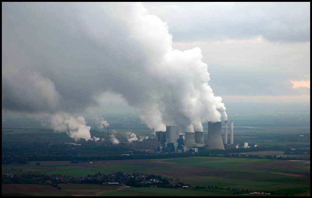 L'Allemagne, site des centrales à charbon polluantes