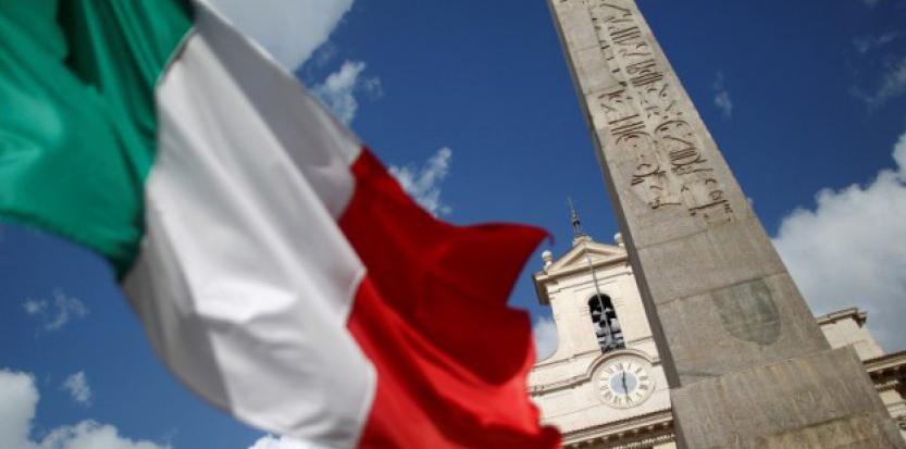 L'Italie, pays très endetté