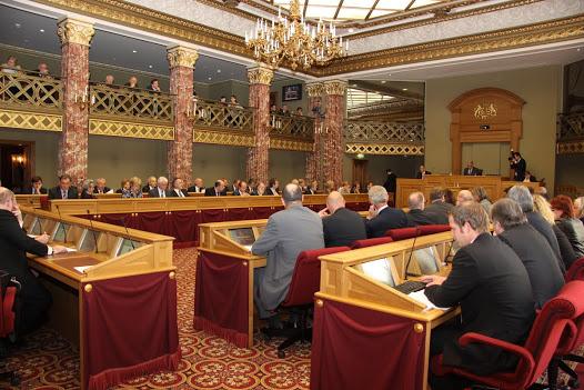 Luxembourg : Voie ouverte pour la finance islamique