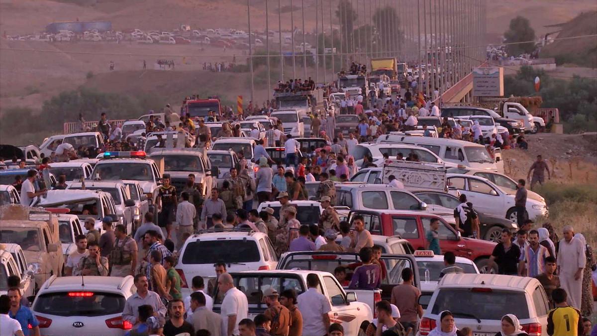 Yezidis-Irak
