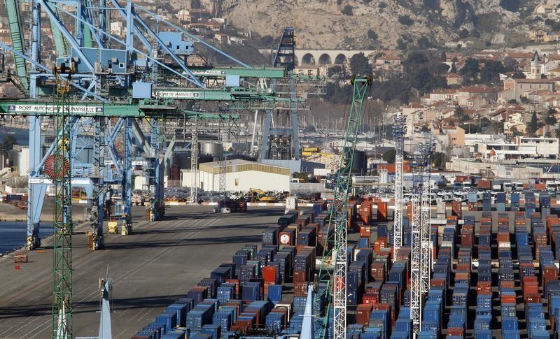 Allemagne : Chute des exportations vers la Russie et l'Ukraine