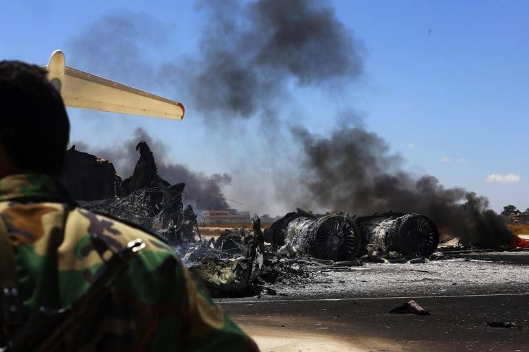 Libye : Confusion au sujet des raids aériens sur Tripoli
