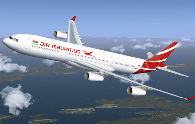 Air Mauritius meilleure compagnie de l'Océan indien.