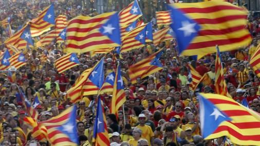 Espagne : Après l'Ecosse, vent indépendantiste en Catalogne