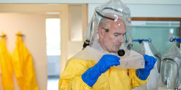 La Belgique invitée pour lutter contre Ebola.