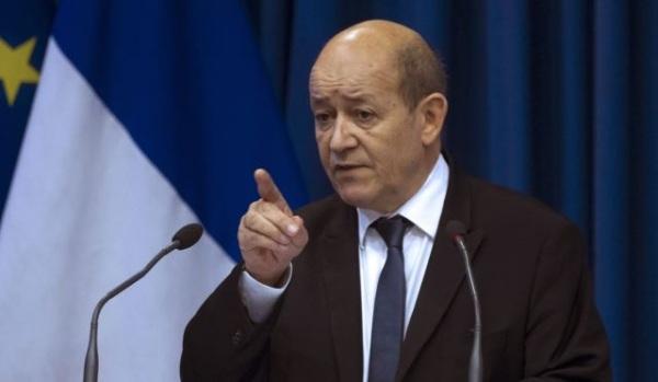 La France en faveur d'une intervention en Libye