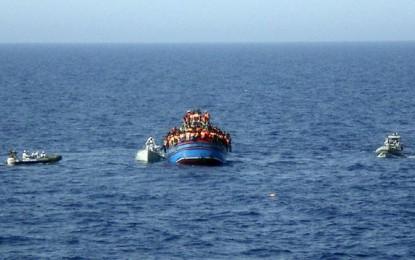 Immigration : Des centaines de clandestins portés disparus en Méditerranée