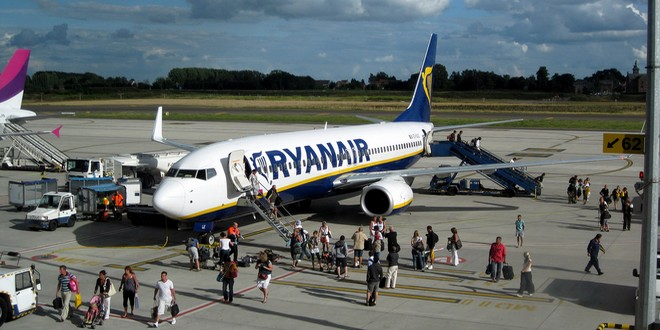 Belgique : Ryanair en tête du marché belge ?