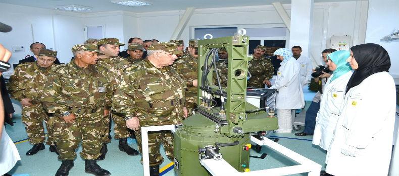 Algérie : Lancement de la première usine de produits électroniques de défense
