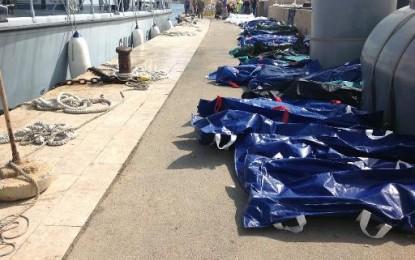 Italie : Commémoration du drame de Lampedusa