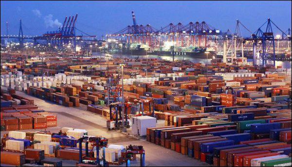 Allemagne : Chute des exportations