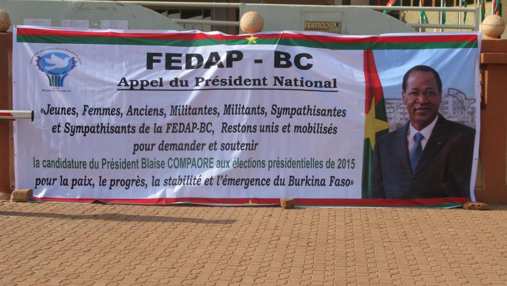 Burkina/présidentielles 2015 : Les atouts de Compaoré pour rempiler