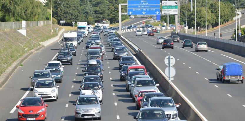 France : Le coût des embouteillages supérieur au trou de la Sécurité sociale