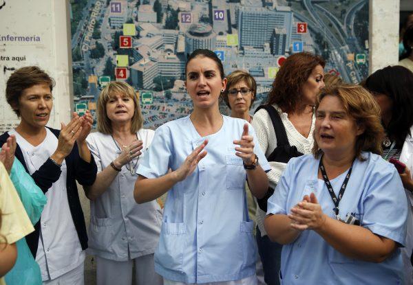 Espagne : Mobilisation pour endiguer une propagation d'Ebola